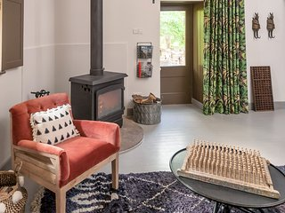 Old Mill: cool heritage conversion for 2 guests
