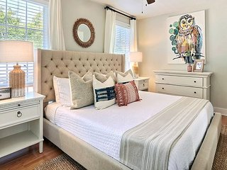 Brand New Vacation Rental in Savannah Historic District