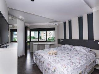 Apartamento Berrini - Perfeito para casais e viagens de trabalho