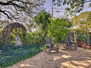 NEW! Romantic Casita w/Deck - 2 Mi to Sonoma Plaza