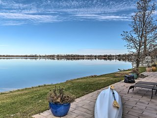 NEW! Remodeled Detroit Lakes Home w/Boat Slip!