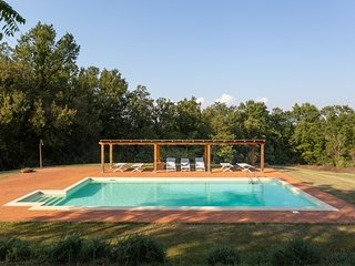 3 bedroom Villa in La Rotta, Tuscany, Italy : ref 5689774