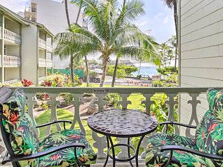 NEW! Oceanfront Studio in Kona w/ Pool Access