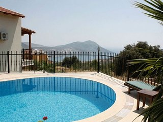 3 Bedroom Villa Sanjo with Private Pool, Kalkan