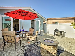 NEW! Cottage w/Furnished Patio Mins from San Diego
