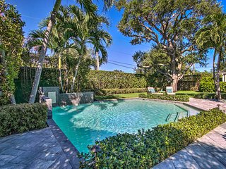 NEW! Central Fort Lauderdale Cottage w/Pvt Pool!