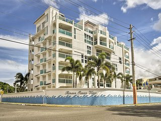 NEW Luxury Rincon Condo - Ocean View, Patio & Pool