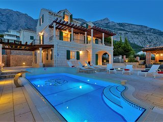 High-Lux Villa Vikki, full serviced