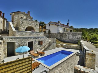 3 bedroom Villa in Beram, Istria, Croatia : ref 5689326