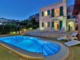 Villa Marko mit Pool, Dein-Dalmatienurlaub!! **Firstminute**