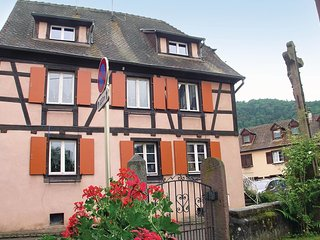 3 bedroom Apartment in Soultzbach-les-Bains, Grand-Est, France : ref 5539126