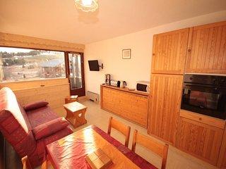 Appartement studio cabine