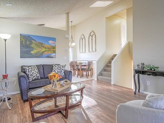 3BR Pikes Peak Family Escape | Fireplace + Parks, Trails