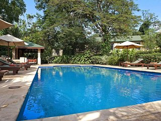 Spend all day touring Kampala, and return to relax at Emin Pasha Hotel Spa