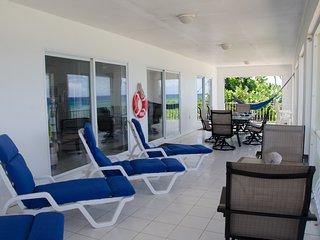 """Brac Beach House"" Stunning Views! On Caribbean, Shore Dive, Kayak, Hike, Relax"