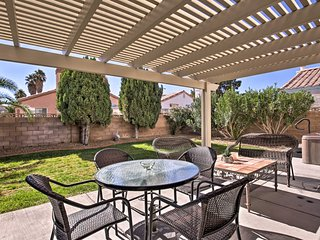 3BR Las Vegas Home Mins from The Strip w/ Hot Tub!