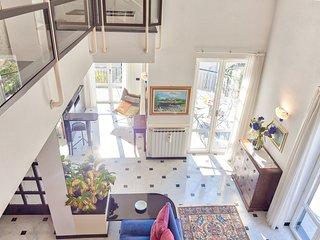 Villa Helvezia - Levanto - Apartment Helvezia For 7 People