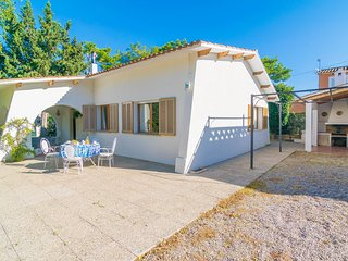 ES BALADRE - Chalet for 5 people in Port d'Alcudia