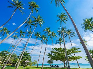 THE BEST BEACHFRONT VILLA IN SAMUI