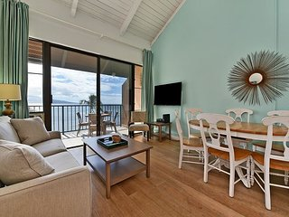 Adorable New Unit with Phenomenal Views! Maalaea Banyans 408