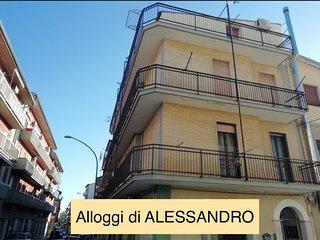 Alloggi di Alessandro a Lavello, presso corso Roma, zona centrale.