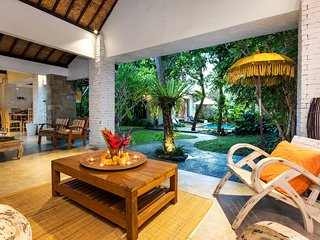 Charming 3BR in the Heart of Ubud - Villa Lanka