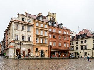Apartment PLAC ZAMKOWY
