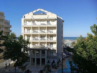Appartamento luminoso sul mare di Rimini