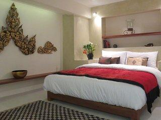 Rock Haven Suite 2 in Frangipani Villa