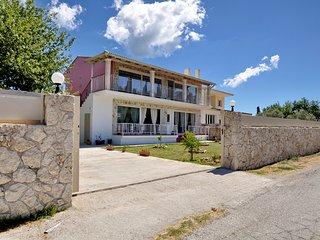 alexandra`s houses, agios prokopios Corfu, the ground floor