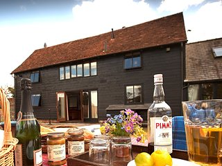 Hall Barn - a Timber Framed Barn Conversion