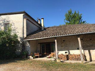 Las Bordes - Rural secluded farmhouse with private pool