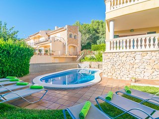 CAN BESSO - Villa for 8 people in Alcanada (Alcudia)