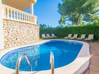 CAN BESSO - Villa for 8 people in Alcanada (Alcudia)