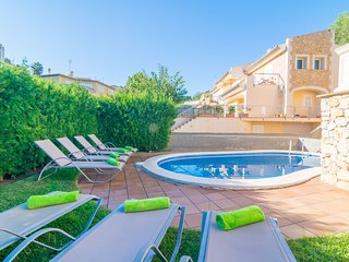 CAN BESSO - Villa for 10 people in Alcanada (Alcudia)