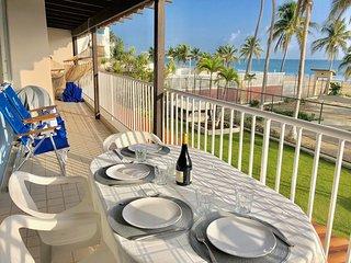 Ocean View with Large Balcony- Isla Verde Beach