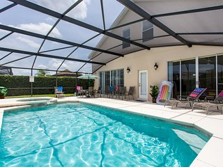 Mickeys Paradise Glenbrook Resort - 5 *Bed 3 & 1/2 Bath Villa with Pool and Spa