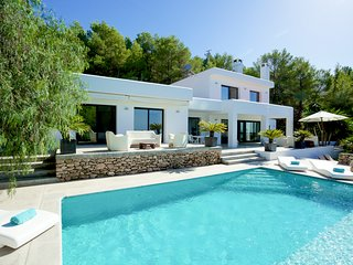 4 bedroom Villa in San Agustin des Vedra, Balearic Islands, Spain : ref 5049298