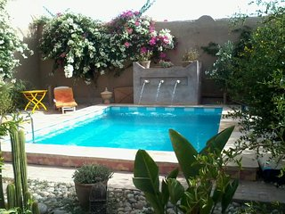 Villa ' Dar Jamila ' , commune de Marrakech