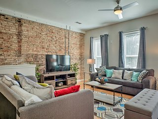 NEW! Modern Chattanooga Condo w/Walkable Location!