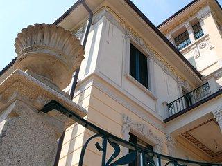 Elegante Wohnung in Jugendstil Villa - Vista al Lago
