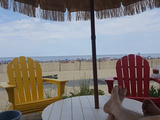 Immaculate Manasquan Beachfront Summer Weekly Rental