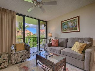 West Maui Bliss! AC, WiFi, TVs, DVD, Modern Kitchen, Lanai+Laundry–Kamaole