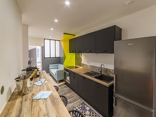 APPART EVASION ★ APPARTEMENT DESIGN CHIC ★ Centre-ville Clemenceau