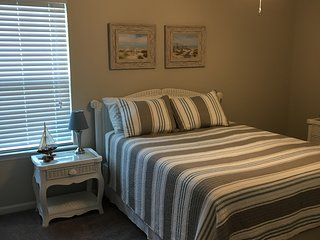Beach Themed Master Suite