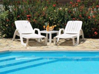 Studio 'Coquelicot' dans Résidence avec piscine