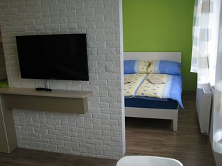 Comfortable&Quiet Apartment B in Gdańsk Oliwa