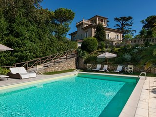 Villa Onirica - Wonderful villa with pool and panoramic view of Camaiore