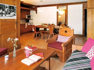 1 BR Apartment for 3 at Lagrange Vacances Le Cristal d'Argentière