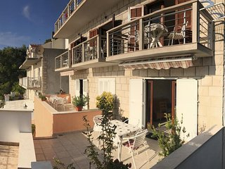 Povlja Apartment Sleeps 3 with Air Con and WiFi - 5690102